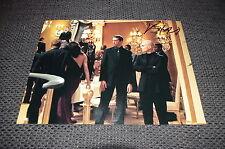 """CLEMENS SCHICK signed Autogramm auf 20x27 cm """"JAMES BOND 007"""" Foto InPerson LOOK"""