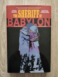 The Sheriff of Babylon - The Deluxe Edition(DC Comics, Vertigo)