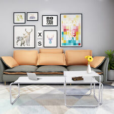 Modern 2 in 1 Coffee Table End Side Table Living Room Furniture