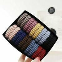 20 X Girl Elastic Hair Ties Band Rope Ring Ponytail Holder Accessories Scrunchie