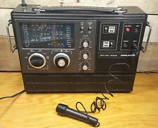 Worldstar 10 Band Receiver Shortwave VHF Weather Aircraft AM FM MG-6001