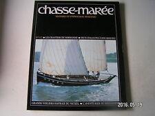 **a Revue Le Chasse marée n°112 Chantiers de Normandie / Chaloupes à Douarnenez