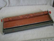 Adjustable Cigarette Roller Vintage Rolling Machine Cigarette Maker 521527