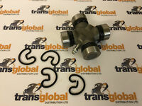 Land Rover Defender 90 110 87-06 75mm Propshaft UJ Universal Joint 27mm Cups