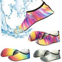 Unisex Skin Water Shoes Quick Dry Beach Socks Yoga Diving Exercise Surf Non-slip