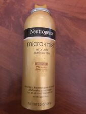 NEUTROGENA - MICRO MIST AIRBRUSH SUNLESS TAN - MEDIUM 2 - 5.3 OZ
