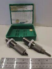 Rcbs 7mm Remington Magnum Fl 2 Die Set Reloading Dies Oem Storage Case 13601