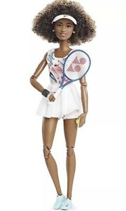 Barbie Role Models Naomi Osaka Doll *Pre Order* *Ships September*