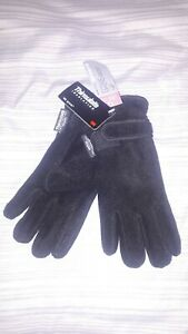 ANUCCI Ladies Fleece Gloves Thinsulate Insulation 40 GRAMS Womens One Size BNWT