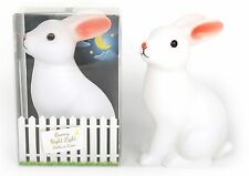 Sitting Bunny Rabbit Battery Night Light For Children 15Cm