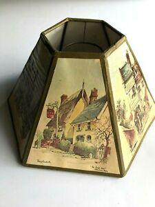 VINTAGE PHILIP BAWCOMBE LAMP SHADE RARE