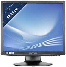 "CCTV CHEAP OFFICE 19"" COMPUTER TFT MONITOR VGA HP LENOVO IBM HANNSG IIYAMA ETC"