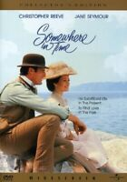 Somewhere in Time (Christopher Reeve, Jane Seymour, Teresa Wright) Region 1 DVD