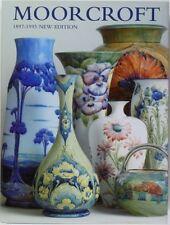 Antique Moorcroft Pottery - Colorful British Ceramic Book w/ Many Illustrations