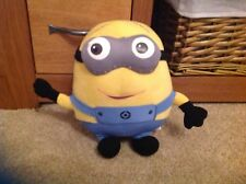 """Despicable Me 2 Plush Dave Minion Soft Cuddly Toy 9"""" - NEW"""
