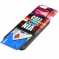 Pictorial Card Pocket Cases & Covers for Apple Phones