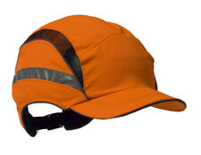 Scott HC23 Bump Cap Helmet Hard Hat Hi Viz, High Vis Orange Baseball Style