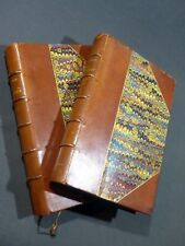 Père Didon - Jésus-Christ 1891 2 vol. - Très bel exemplaire relié et dédicacé