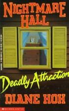 Deadly Attraction (Nightmare Hall) Hoh, Diane Mass Market Paperback