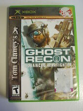 Tom Clancy's ghost recon for original xbox. Game + box