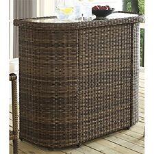 Crosley Furniture - Bradenton Outdoor Wicker Bar New