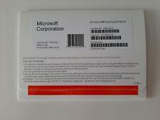 Microsoft Windows 10 Home 64Bit OEM DVD + Product Key Sticker License NEW SEALED
