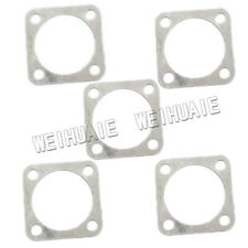 5Pcs Motorized Motor Bicycle Cylinder Head Top Gaskets For 80cc Gas Engine Part
