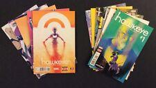 ALL NEW HAWKEYE #1-5 Comic Books #1-6 TWO FULL SERIES Kate Bishop Clint Barton