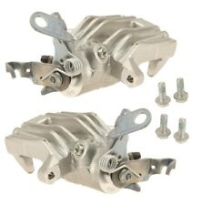 For Audi A3 VW Beetle Golf Jetta Pair Set of Rear Left & Right Brake Calipers