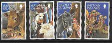 CAYMAN ISLANDS SG811/4 1995 CHRISTMAS   MNH