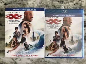 xXx: Return of Xander Cage (Blu-ray + DVD + Digital HD, Bilingual)