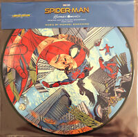 Michael Giacchino LP Spider-Man: Homecoming - Limited Edition, Picture Disc - Eu