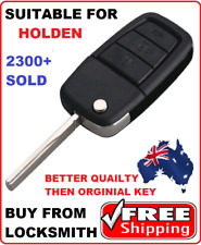 Remote Flip key Shell FITS HOLDEN VE COMMODORE Omega Berlina Calais SS SV6 HSV
