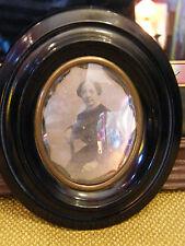 Photographie Daguerréotype portrait de Femme XIX ème Siècle
