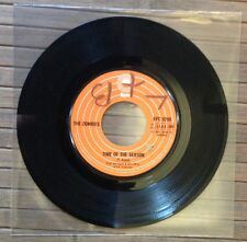"THE ZOMBIES / TIME OF THE SEASON - I'LL CALL YOU MINE - 7"" (Italy 1973) TOP RARE"