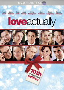 Love Actually (10th Anniversary Edition) DVD NEW