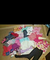 Girl's Size 6-9 months Summer - Fall Clothes Place Carters U Armour 50 + Lot