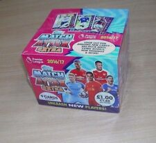 Topps EPL Match Attax Extra 2016/17 Trading Cards Full Sealed Box of 50 Packets