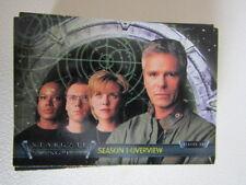 Stargate Trade Card Sets Variants (e1)