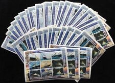Rep. Guinee 1998 TITANIC SHIP White Star PERF MNH SHEETS of 9x50(450Stamps[D1184