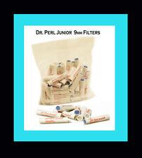 VAUEN   Dr. PERL Jnr. 9mm PIPE FILTERS (2 x 40 BAGS)