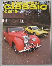Classic Cars 03/1978 featuring Porsche 924, Triumph Roadster, Riley, Saab