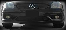 Mercedes SLK AMG SLK32 3pcs Black Lower Mesh Grille OE Look 96-2004