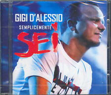 GIGI D'ALESSIO - SEMPLICEMENTE SEI - CD (NUOVO SIGILLATO)