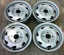 4 Felgen 5Jx13ET43,5 - Ford Puma, Fiesta III, Courier - Mazda 121 - Alcar 3895