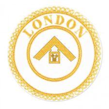 London Grand Rang Complet Robe Tablier Badge