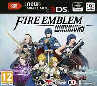 FIRE EMBLEM WARRIORS NEW NINTENDO 3DS 2DS XL NUOVO SIGILLATO ITALIANO