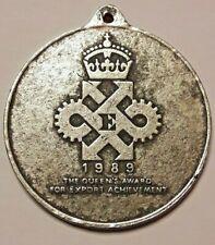 ==>>> Portex Kent England  Medaille Medal  Vintage Rare <<====