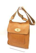 Mulberry Large Antony Crossbody/Satchel/Handbag in Oak Leather