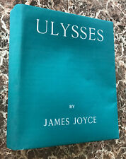 Ulysses, by James Joyce, 1926 First Edition, ~ Shakespeare & Company